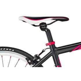 s'cool raX 20 flat black/red matt